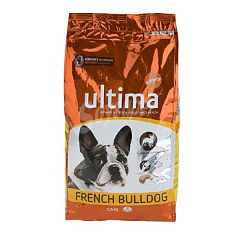 Comida para bulldo francés 1,5 kg