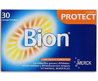 BION PROTECT Complemento alimenticio polivitamínico 30 comprimidos