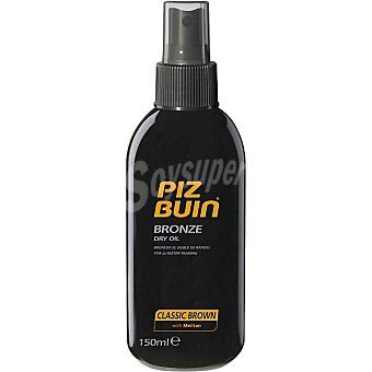 PIZ BUIN Bronze aceite solar classic brown  spray 150 ml