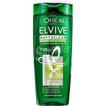 Elvive L'Oréal Paris Champu anticaspa cabellos grasos Bote 370 ml