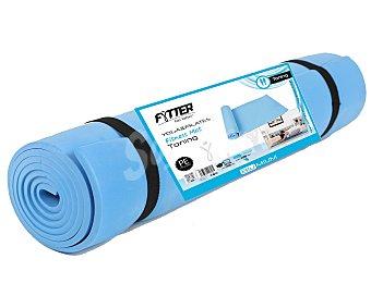 FYTTER Esterilla de polietileno en color azul, 180x50 centímetros 1 Unidad