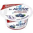 Yogur con arándanos 0% Be Active Tarrina 150 g Sveltesse Nestlé