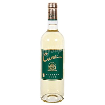 CUNE 1879 Vino blanco verdejo D.O. Rueda botella 75 cl Botella 75 cl