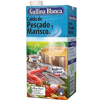 Gallina Blanca Caldo de pescado Brik de 1 l.