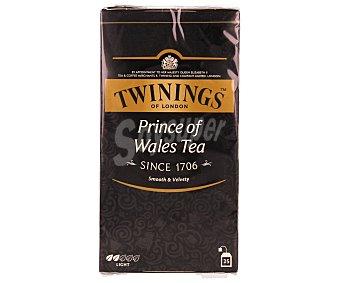 Twinings Té Prince of Wales Caja 25 sobres