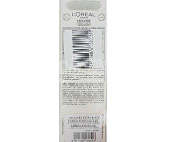 L'Oréal Máscara Pestañas Million Lashes Negro Extra Black 1 Unidad