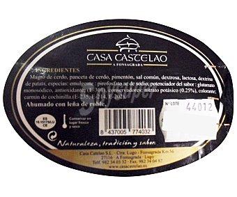 FONSAGRADA Chorizo Primera fonsagrada 1ª