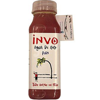 INVO Agua de coco pura Botella 300 ml