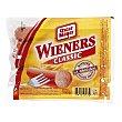 Salchichas cocidas wieners Paquete 200 g Oscar Mayer