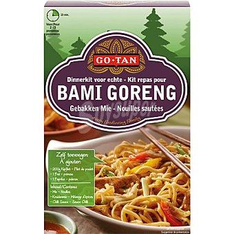 Go-tan Bami Goreng Fideo Indonesio Kit Estuche 330 g