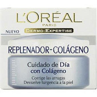 L'Oréal Replenador-colágeno arrugas de dìa Tarro 50 ml