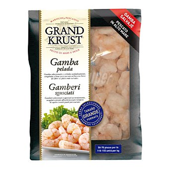 Grand Krust Gamba pelada de 50-70 1 kg