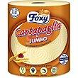 Papel de cocina Cartapaglia Jumbo recomendado para fritos Paquete 1 rollo Foxy