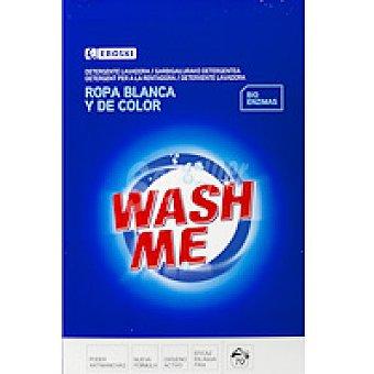 Eroski Detergente en polvo Maleta 70 cacitos