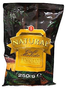 HACENDADO Café molido natural PAQUETE 250 g