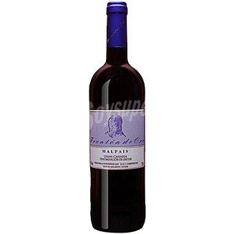 FRONTON DE ORO Vino tinto Malpais D.O. Gran Canaria Botella 75 cl