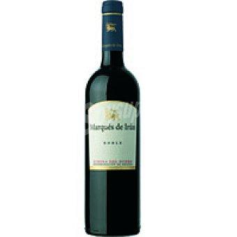 R. Del Duero Marques de Irun Vino Tinto Roble Botella 75 cl