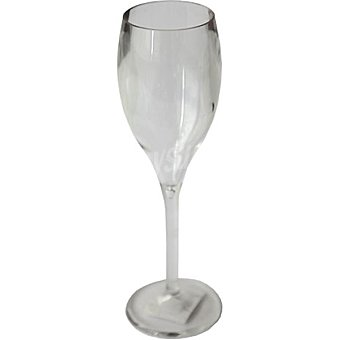 Nv corporacion Copa champagne transparente 160 c irrompible 1 unidad 160 c