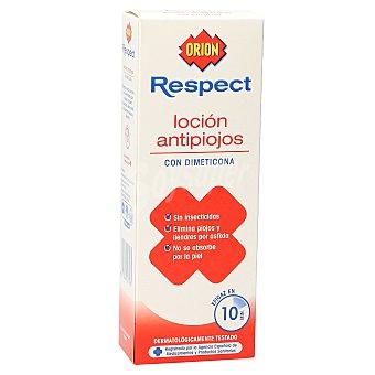 Orion Respect loción antipiojos eficaz en 10 minutos Bote 100 ml