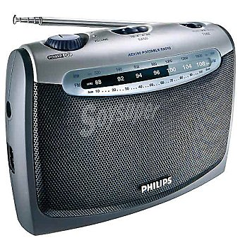 PHILIPS AE2160 Radio portátil fm/am
