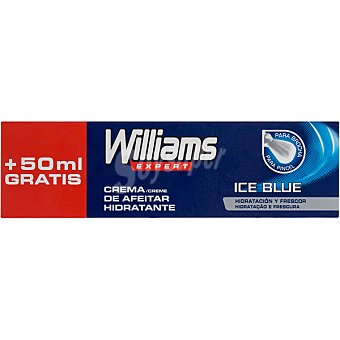 Williams Crema de afeitar Ice Blue tubo 100