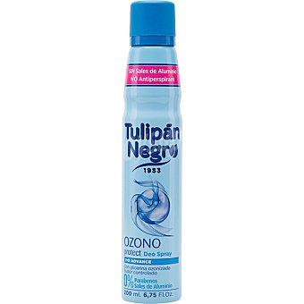 TULIPAN NEGRO desodorante TN Ozono protect con glicerina ozonizada spray 200 ml