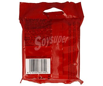 Halls Caramelos de fresa sin azúcar 4 ud
