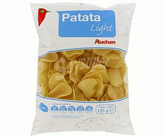 Auchan Patatas Light 125 Gramos