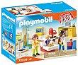 Conjunto de juego Consulta de pediatría con 33 piezas, y 3 figuras incluidas, 70034 Starter Pack playmobil.  PLAYMOBIL 70034 Consulta de pediatría
