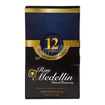 Medellín Ron 12 años gran reserva de Colombia 700 ml