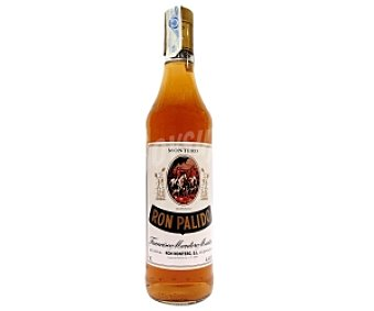PÁLIDO Ron dorado RON Botella de 70 Centilitros
