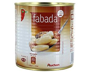 Auchan Fabada Asturiana Lata de 765 gramos