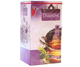 Auchan Té Darjeeling (té negro) 25 uds. 43,75 gr