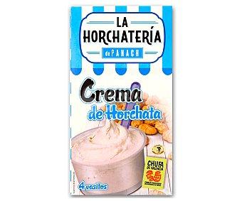 La Horchatería de Panach Helado de horchata de chufa de Valencia 4 unidades de 140 mililitros