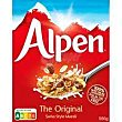 Muesli original alpen, caja 550 G Caja 550 g Alpen