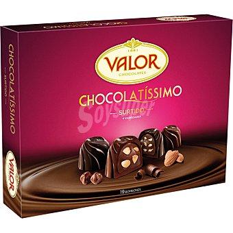 VALOR Chocolatíssimo Bombones surtidos envase 200 g Envase 200 g