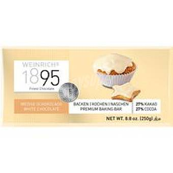 1895 Cobertura de chocolate blanco extrafino 250 g