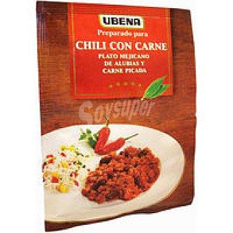 Ubena Salsa chili carne Sobre 30 g