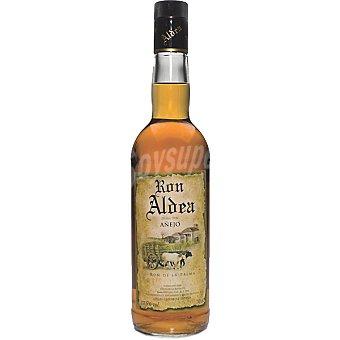 Aldea ron dorado añejo botella 70 cl 70 cl