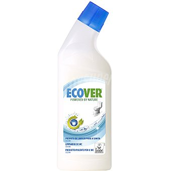 ECOVER Desinfectante WC ocean ecológico Botella 750 ml
