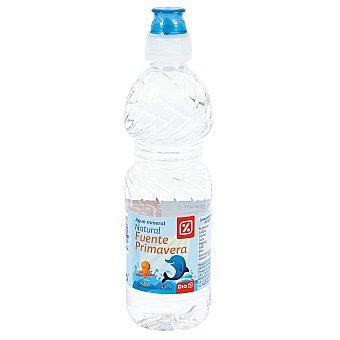 DIA Agua mineral natural Botella 33 cl