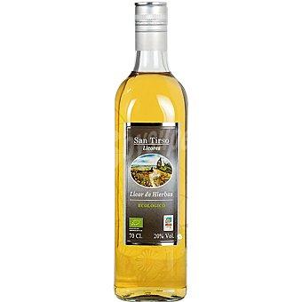 SAN TIRSO Licor de hierbas Botella 70 cl