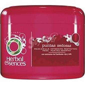 Herbal Essences Mascarilla puntas sedosas Bote 300 ml