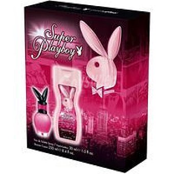 Playboy Fragrances Pack Super Playboy 250ML