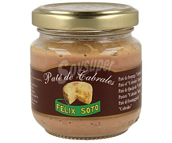 Felix Soto Paté de cabrales Tarro de 130 g
