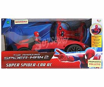 IMC Coche Radiocontrol Modelo Super Spidercar 1 Unidad