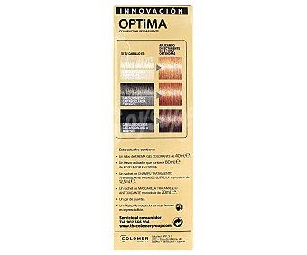 Llongueras Tinte de color cobrizo medio nº 7.4 con aceites de macadamia y rosa mosqueta 1 unidad