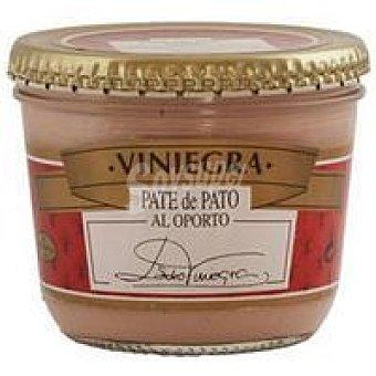 VINIEGRA Paté de pato al Oporto Tarro 190 g