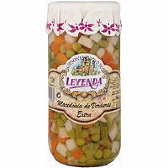 Leyenda Macedonía de verduras Frasco 400 g