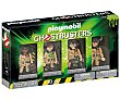 Conjunto de los 4 Cazafantasmas de la primera película, Ghostbusters 70175, playmobil  Playmobil